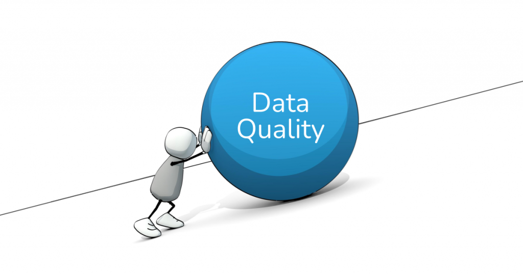Data quality testing